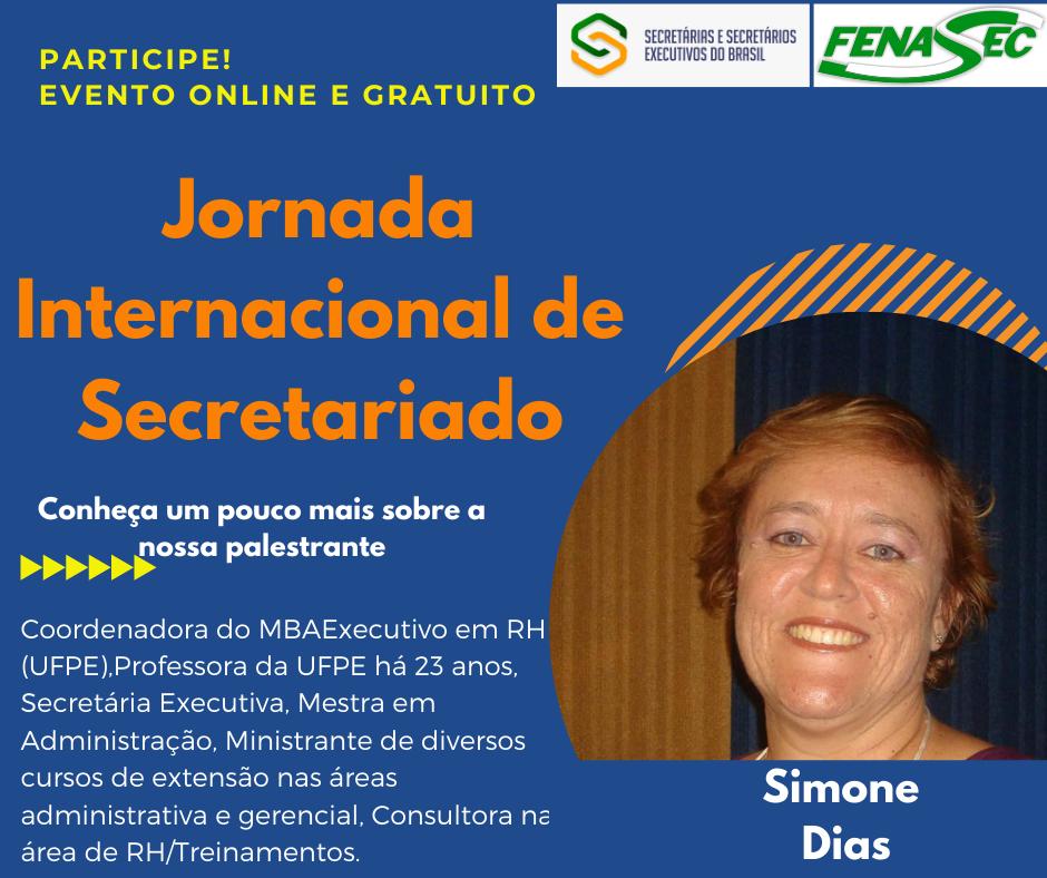 jornada internacional de secretariado