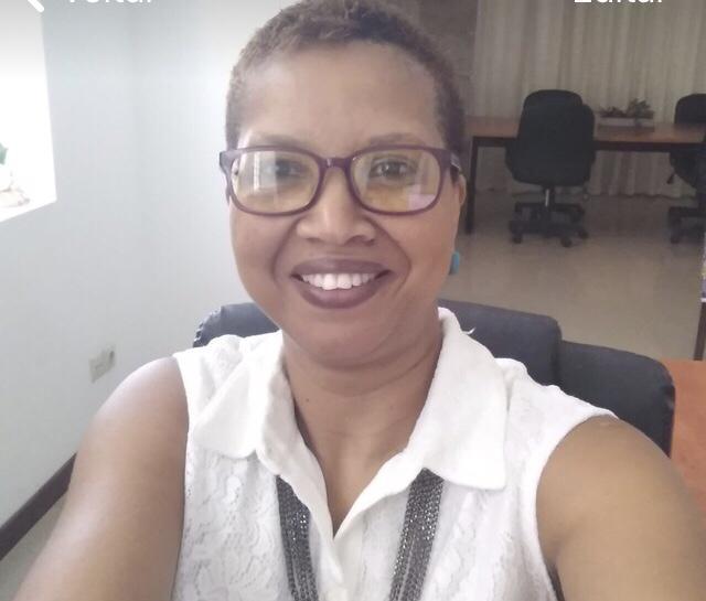 <strong>Edna Timas</strong>,<br>Secretária Executiva em Cabo Verde<strong> </strong>